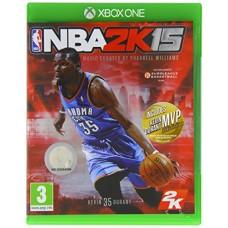 NBA 2K15 USED  (Xbox One)
