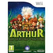 Arthur and the Revenge of Maltazard(Wii)
