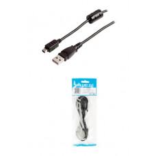 VALUELINE  Καλώδιο USB A αρσ. - Nikon Camera 8pin αρσ.