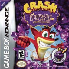 Crash Bandicoot: Purple / Game