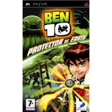 Ben10: Protector of Earth (PSP)