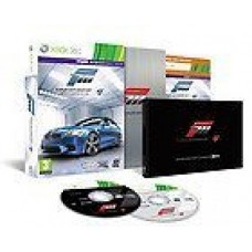 forza 4 motorsport limited collectors (XBOX360)