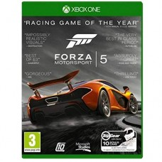 Forza Motorsport 5 Game Of The Year Edition