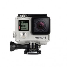 GoPro HERO4 Camera - Adventure Edition (English-French Language), Silver