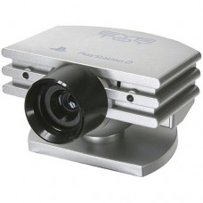 Official Silver Sony EyeToy Camera (PS2) OEM