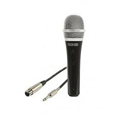 Konig Uni-Directional Dynamic Microphone - Metal Black