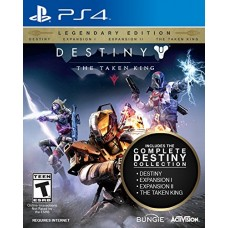 Destiny: The Taken King - Legendary Edition (PS4) USED