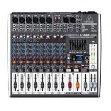 Behringer X1222USB Xenyx 16 Input 2/2 Bus Mixer
